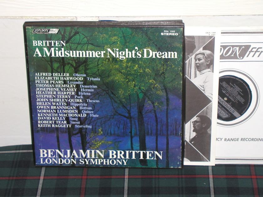 Britten/LSO - Britten Midsummer London ffrr uk decca osa1385