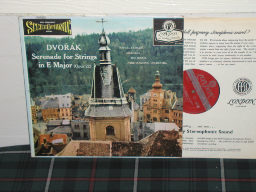 Kubelik/IPO - Dvorak London ffss blueback cs6032