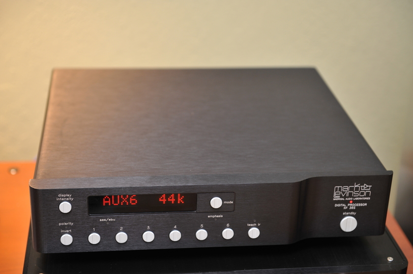 Mark Levinson No. 360S Beautiful DAC