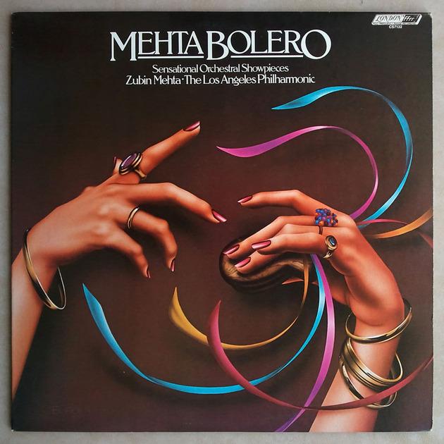 London ffrr/ Mehta / - Sensational Orchestral Showpieces