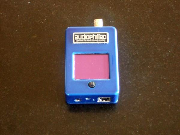Audiophilleo 1 USB to S/PDIF Converter