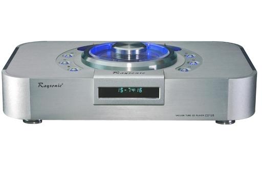 RAYSONIC AUDIO  CD-128 TUBE CD PLAYER AWARD WINNING! CLASS A