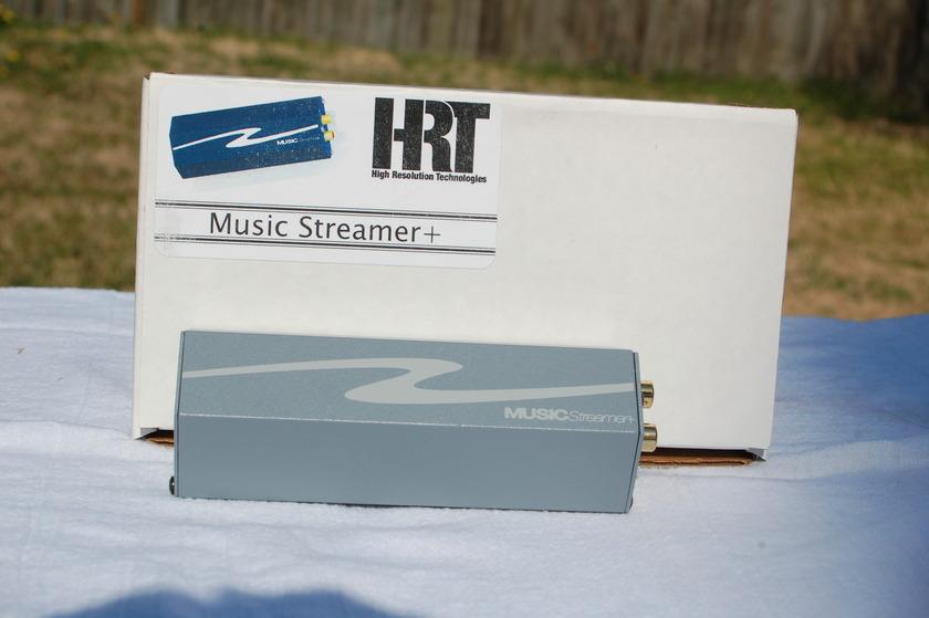 HRT Music Streamer +