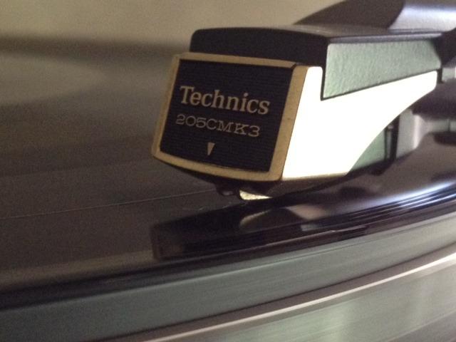 Technics EPC 205CMk3 one of the best MM cartridges excellent  condition