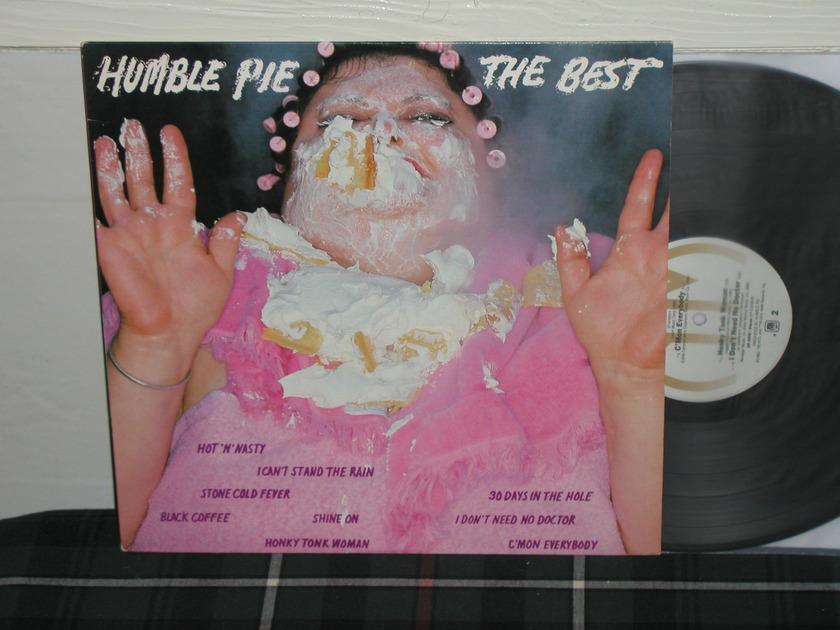 Humble Pie - The Best (Pics) A&M SP 3208