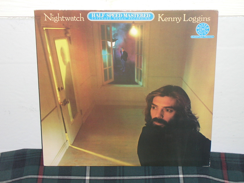 Kenny Loggins - Nightwatch (Pics) Half Speed Mastered