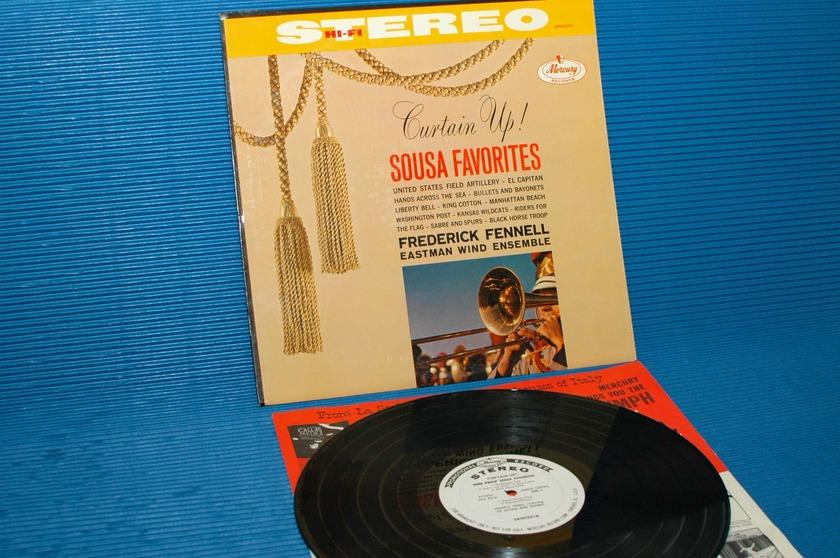 "SOUSA/Fennell -   - ""Sousa Favorites"" -  Mercury Living Presence Promo 1st Pressing"
