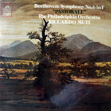 ★Sealed★ EMI Angel /  - MUTI, Beethoven Symphony No.6 Pastorale!
