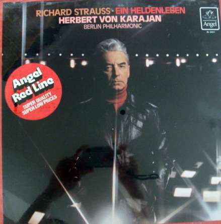 ★Sealed★ EMI Angel /  - KARAJAN, R. Strauss A Hero's Life!
