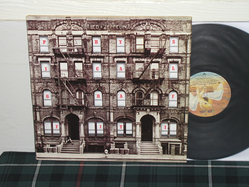 Led Zeppelin Physical Graffiti - GERMAN Import (Complete) SSK 89 400