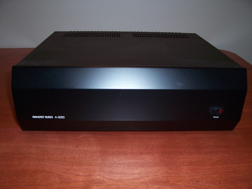 Amherst Audio A-2000 Amplifier