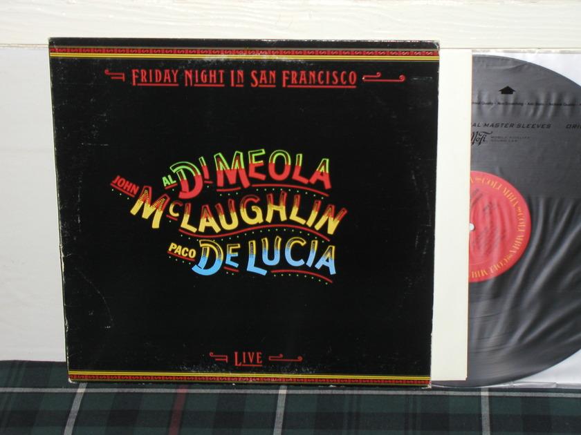 DiMeola/McLaughlin/DeLucia - Friday Night in San Francisco Columbia FC 37152