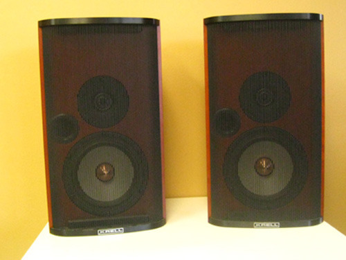 Krell Resolution-4 On-Wall Speakers