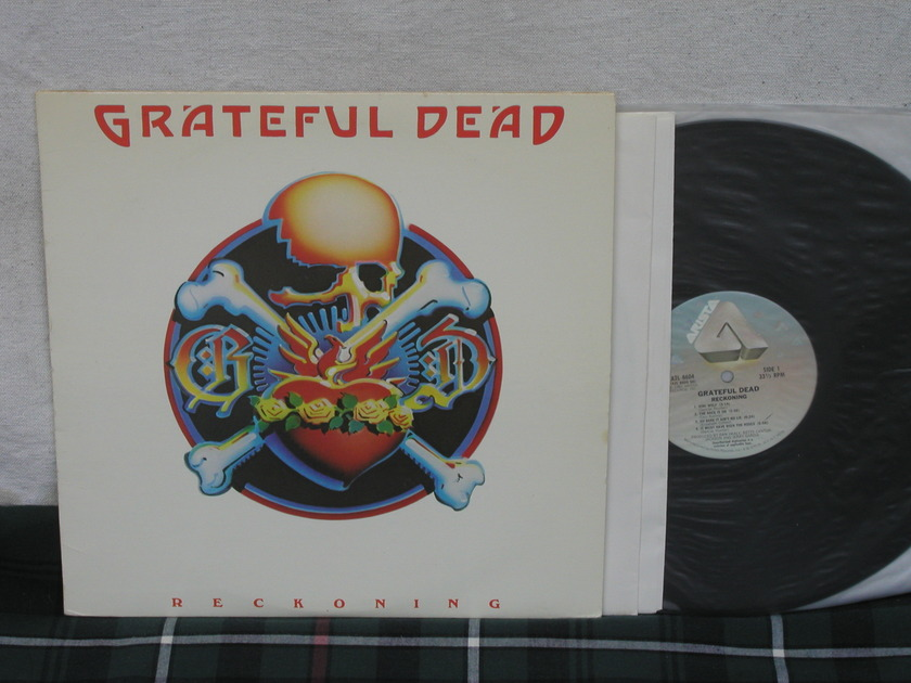 "Grateful Dead ""Reckoning"" 2LP - Arista A2L 8604 from 1981 MINT"