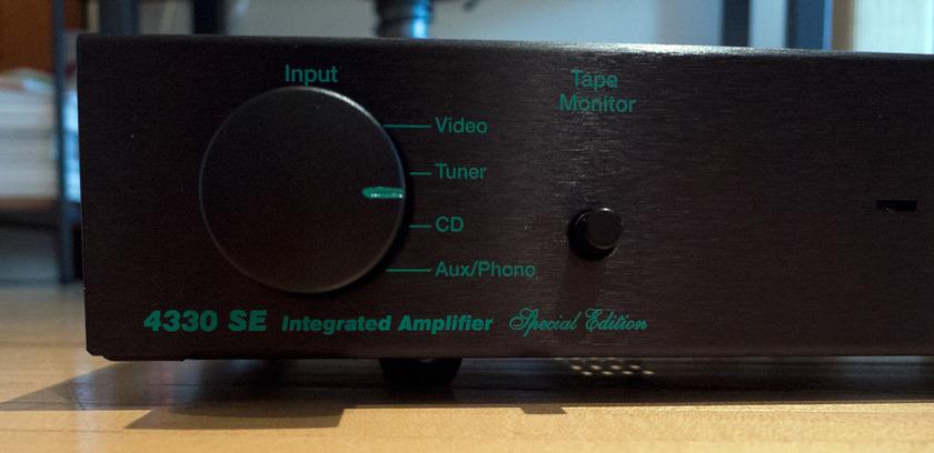 Creek 4330 SE British Integrated Amplifier