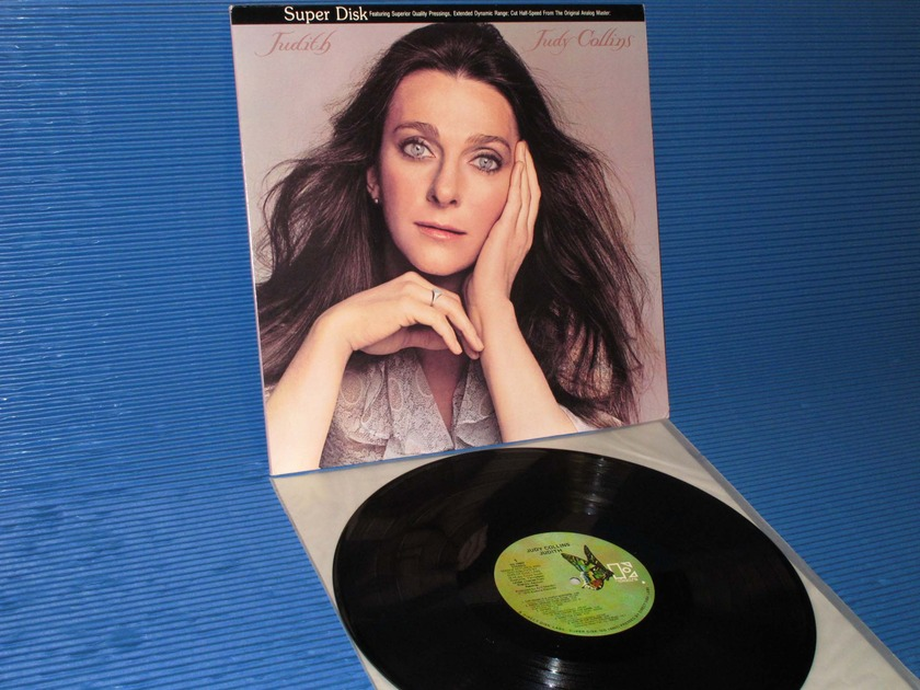 "JUDY COLLINS -  - ""Judith"" -  Direct Disk Labs Super Disk 1980 TAS"