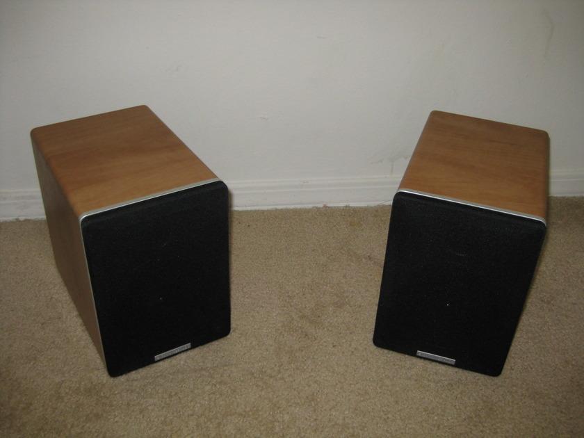Cambridge Audio S30  Beech Bookshelf Speakers