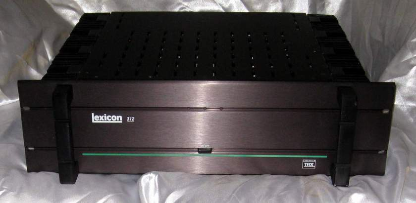 Lexicon NT-312 power amplifier