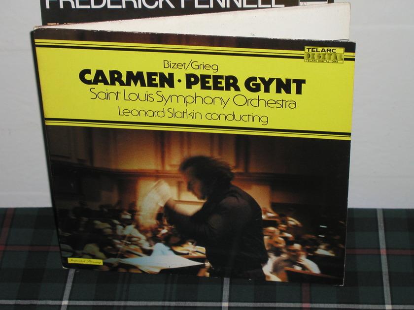 Slatkin/StlSO - Bizet/Grieg  Carmen Telarc DG-10048