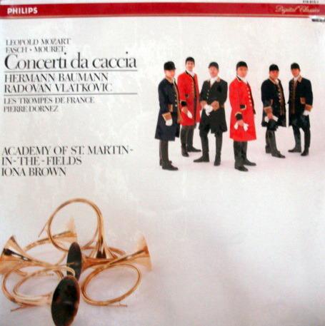 ★Sealed★ Philips Digital /  - IONA, L. Mozart Jagd Symphony!