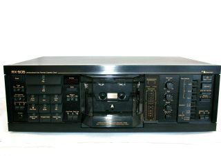 NAKAMICHI  RX-505 Auto reverse 3 heads Tape Deck