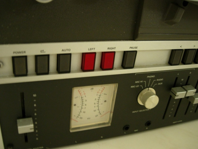 REVOX A700 REEL TO REEL DECK