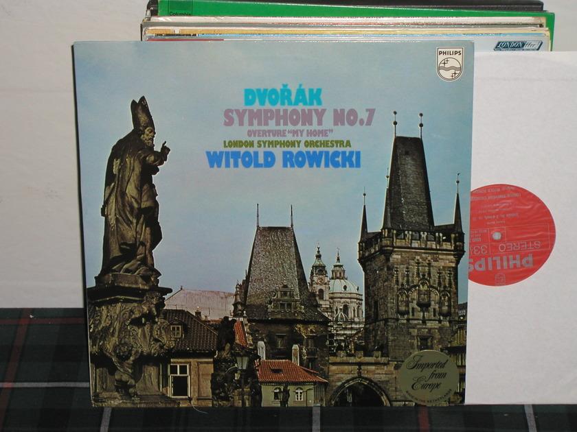 Rowicki/LSO - Dvorak No.7 Philips Import Pressing 6500