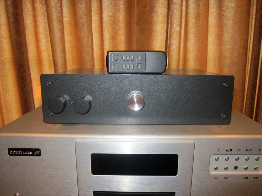 Hornshoppe (Ed Schilling) Truth Preamplifier w/remote upgrade