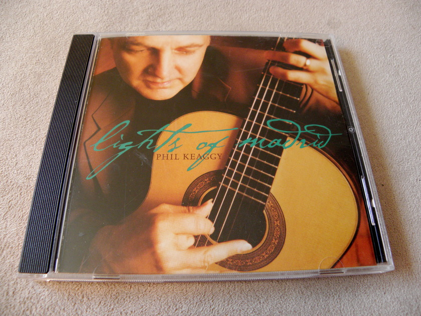 Phil Keaggy - Lights of Madrid   ECD