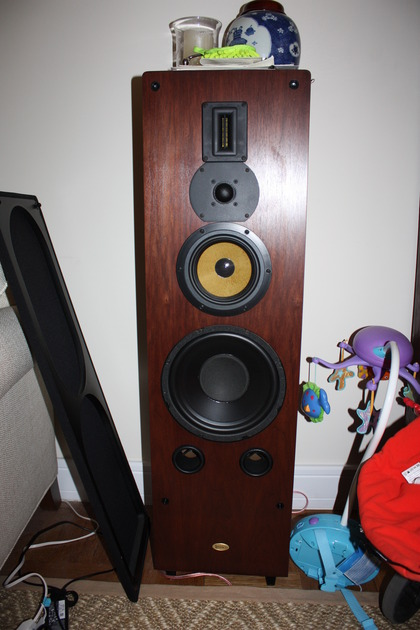 Legacy Tower Speakers 42.5 inches tall