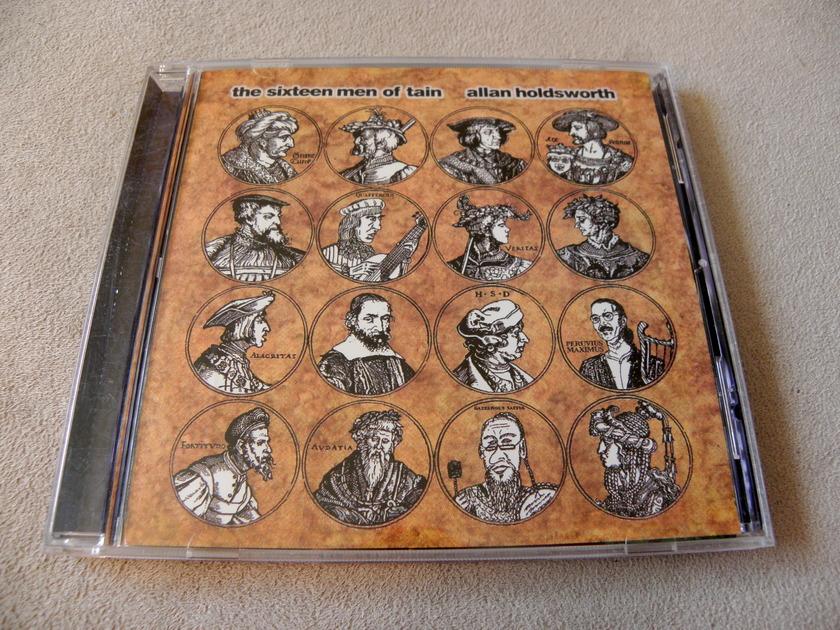 Allan Holdsworth - The Sixteen Men of Tain CD