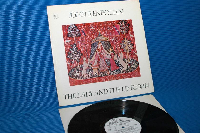 "JOHN RENBOURN -  - ""The Lady & The Unicorn"" - Reprise 1970 WLP promo"