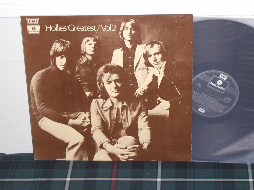 The Hollies - Greatest Vol.2 (Pics) UK Import on Parlophone