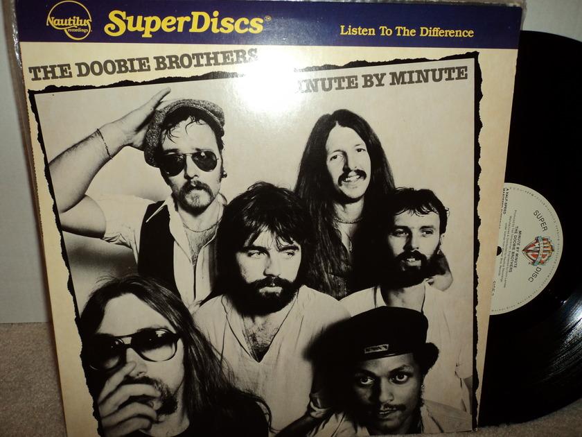 Doobie Brothers (Half-Speed Mastered) - Minute by Minute Nautilus SuperDiscs Like New NM/NM