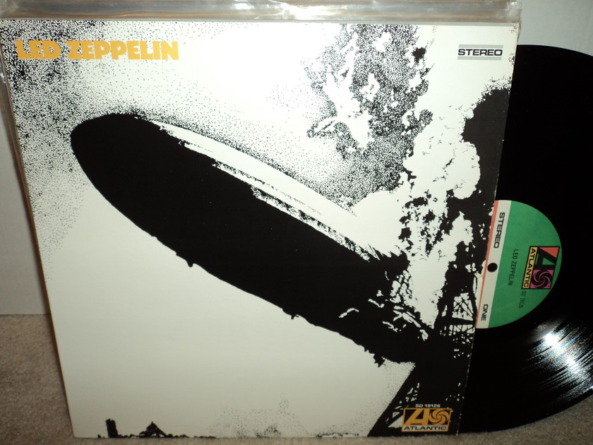 Led Zeppelin I - Mint SD 19126