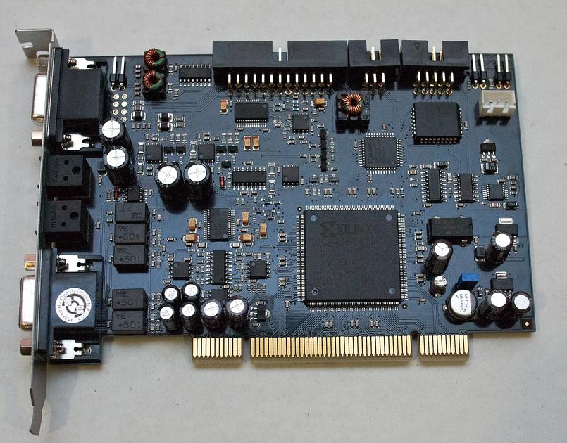 RME HDSP 9632 PCI Audio interface, sound card, DAC