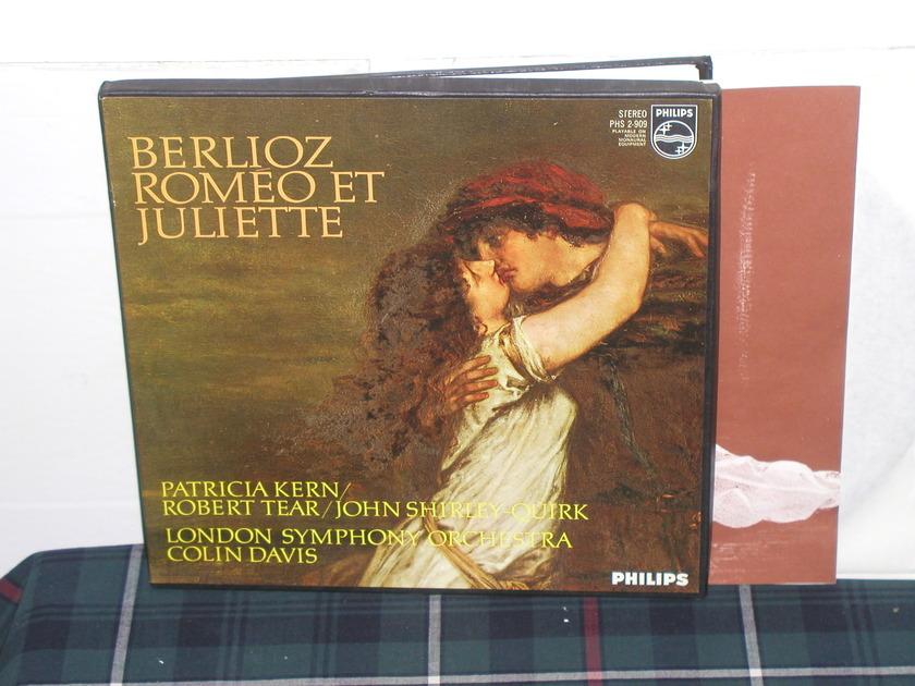 Kern/Davis/LSO - Berlioz Romeo Philips phs 2-909