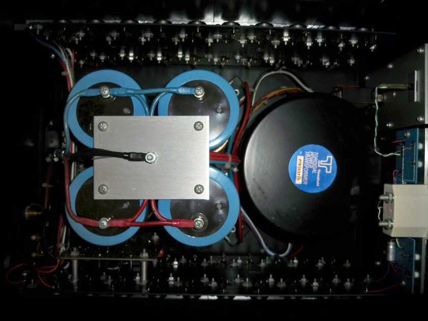 Threshold SA/1 Stasis, Nelson Pass legendary class A monoblock amplifiers