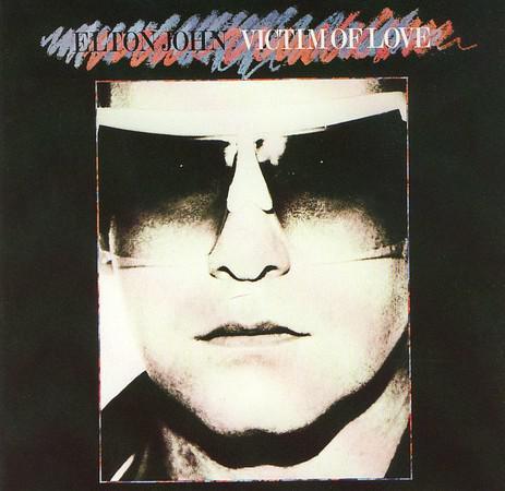 SEALED / Elton John - - Victim of Love