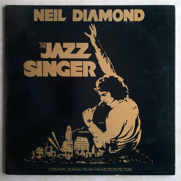 Neil Diamond - - The Jazz Singer / EX