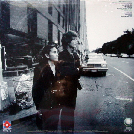 ★Sealed★ Warner / - John Lennon & Yoko Ono, Double Fantasy (Woman)!