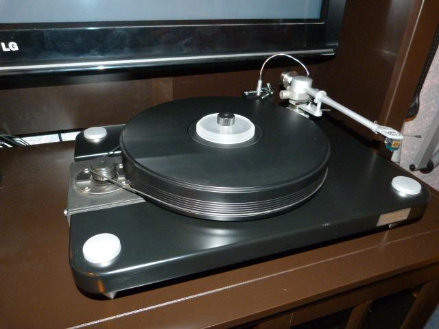 VPI Scout  JMW 9 w/Clear Audio Aurum Alpha