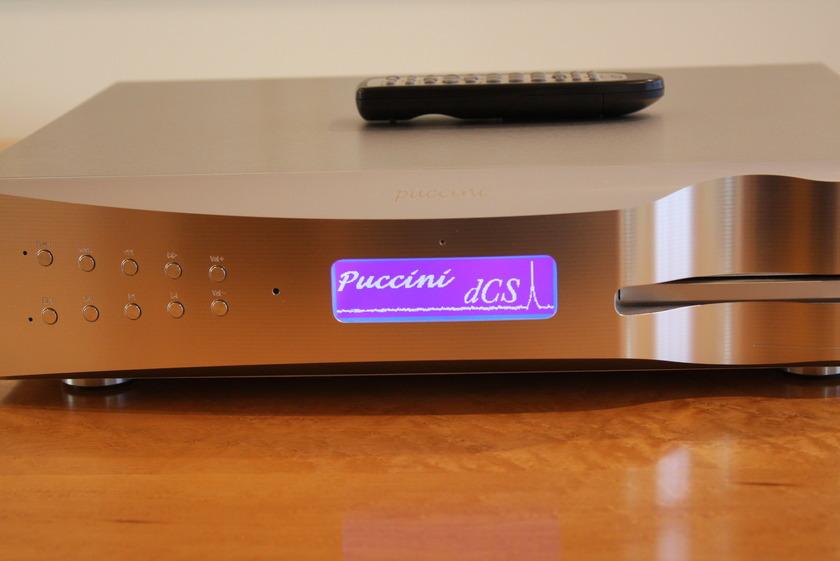 dCS Puccini CD/SACD Player