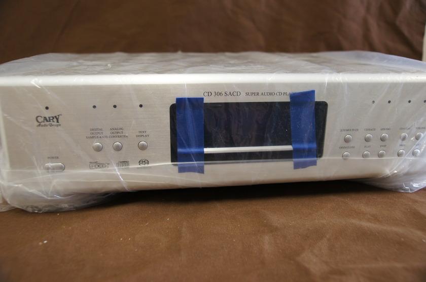 Cary Audio CD-306 CD/SACD Player/DAC Like New