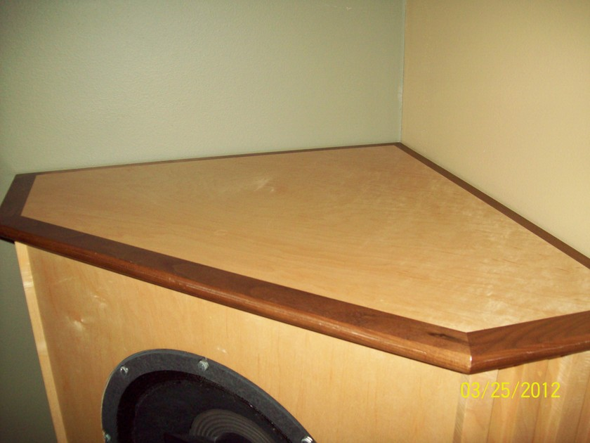 Great Plains Audio (Altec)  604-8HII Gorgeous custom cabinets