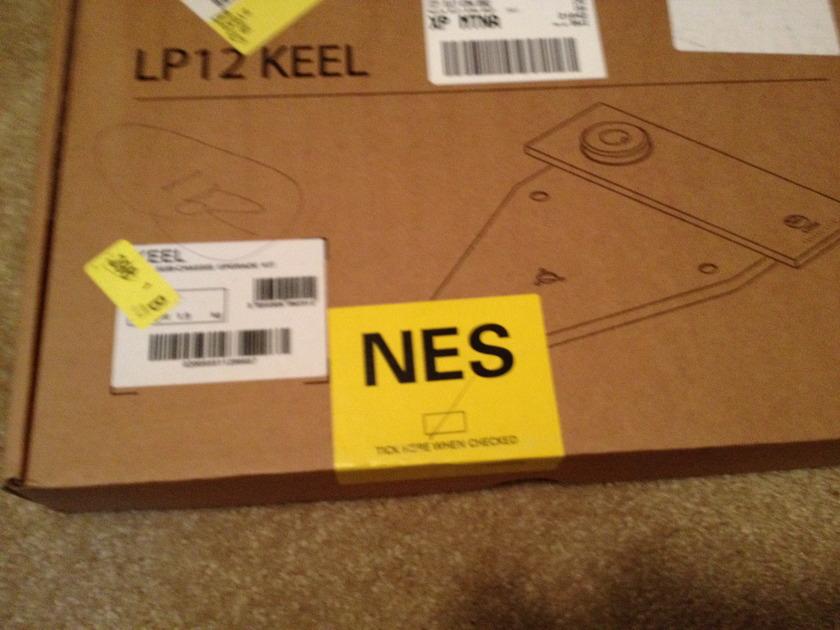 LINN KEEL SUB-CHASSIS UPGRADE for Sondek LP 12 Turntables