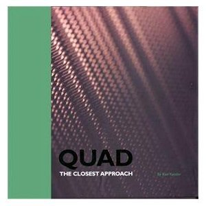 Quad The Closest Approach Hardcover Book