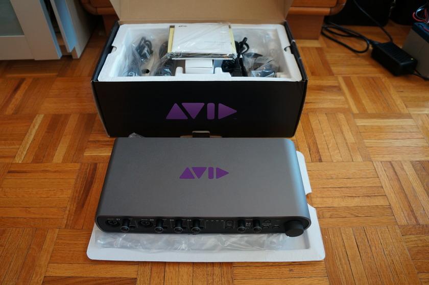 Avid Mbox Pro 3 - 6 Channel 24 / 192 DAC!!