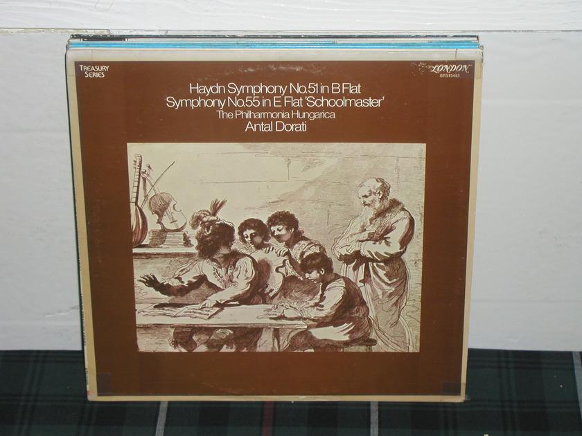 Dorati/Tph - Haydn No 51 in B Fla London sts 15443