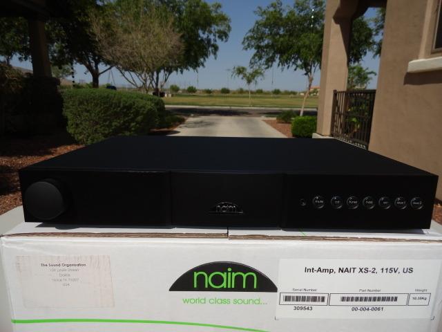 NAIM NAIT XS-2 INTEGRATED AMP